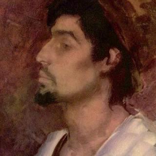 마테이 루다루의 초상