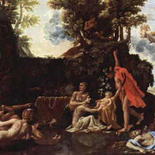 바쿠스의 탄생