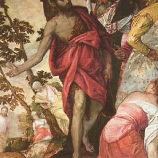 세례 요한의 설교