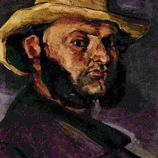 밀짚모자를 쓴 남자 (부아예의 초상)