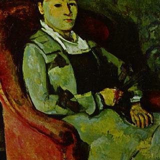 세잔 부인의 초상
