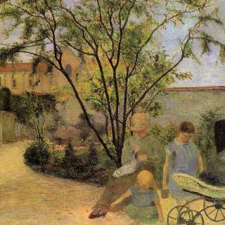 카르셀 거리의 정원