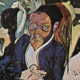 니르바나, 메이어르 더 한의 초상