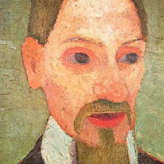 라이너 마리아 릴케의 초상