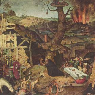 성 안토니우스의 유혹