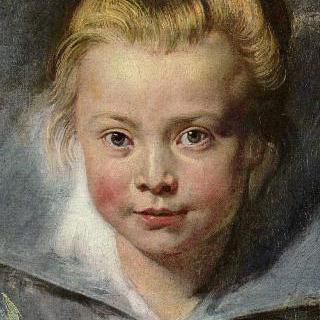 아이의 머리 (클라라 세레나 루벤스의 초상)