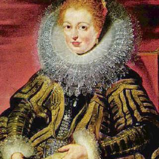 남부 네덜란드 총독 이사벨 클라라 에우헤니아 공주의 초상
