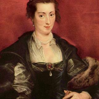 이사벨라 브란트의 초상 이미지