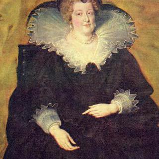 프랑스 왕비 마리 드 메디시스의 초상