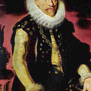 남부 네덜란드 총독 알브레히트 7세 대공의 초상