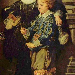화가의 아들 알베르트와 니콜라스의 초상