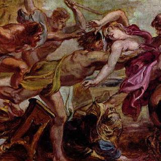 히포다메이아의 납치