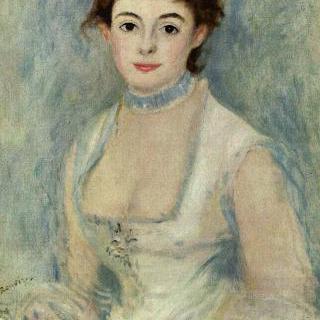앙리오 부인의 초상