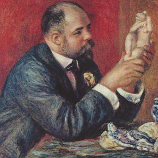 앙브루아즈 볼라르의 초상