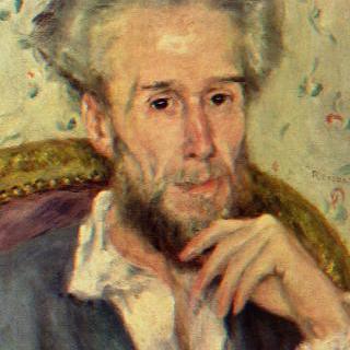 빅토르 쇼케의 초상