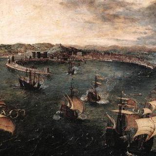 나폴리 항구