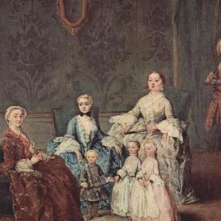 사그레도 가족의 초상