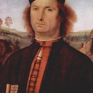 프란체스코 델레 오페레의 초상