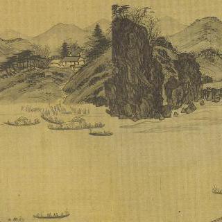 웅연계람 (연강임수첩 중)