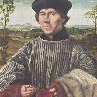의전사제 스티븐 가디너의 초상