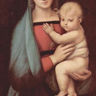 그란두카의 성모 : 마리아와 아기 그리스도