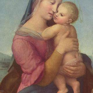 템피의 성모 : 마리아와 아기 그리스도
