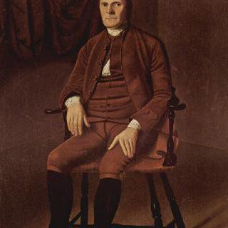 로저 셔먼의 초상