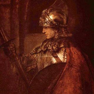 갑옷 입은 남자 (알렉산드로스 대왕)
