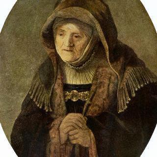 렘브란트 어머니의 초상