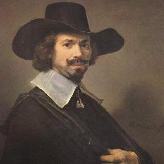 화가 헨드릭 마르턴스 소르흐의 초상