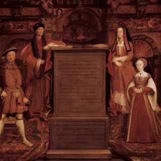 헨리 7세, 요크의 엘리자베스, 헨리 8세와 제인 시무어