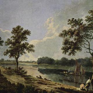 트위크넘의 템스 강