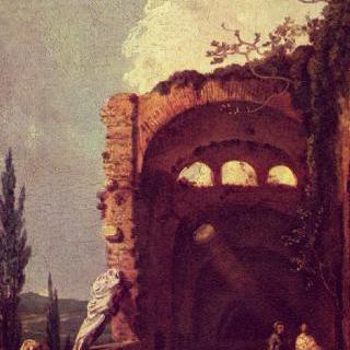 티볼리에 있는 마이케나스의 저택의 폐허