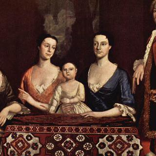 아이작 로열 가족의 초상