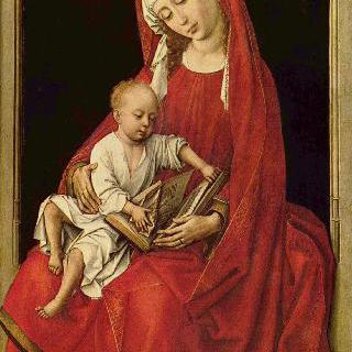 마리아와 아기 그리스도