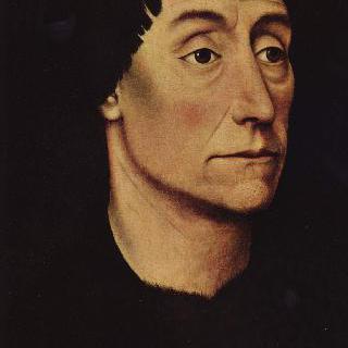피에르 드 베프르몽의 초상