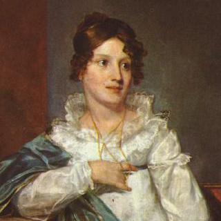 다니엘 드 소쉬르 바코 부인의 초상