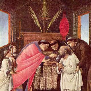 성 히에로니무스의 노자성체