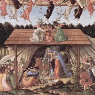 신비한 탄생, 그리스도의 탄생