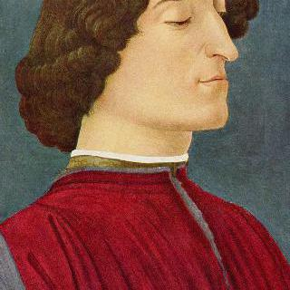 줄리아노 데 메디치의 초상
