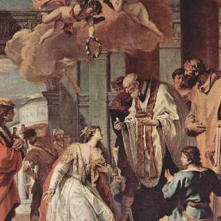 성 루치아의 순교