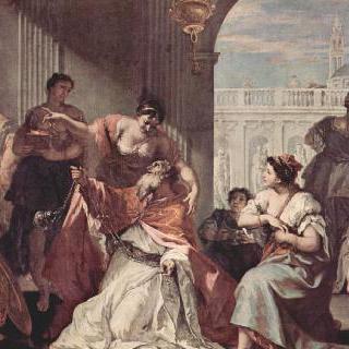 솔로몬의 우상숭배