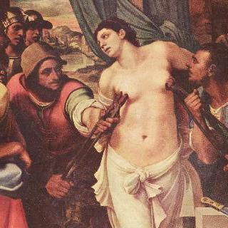 성 아가타의 순교
