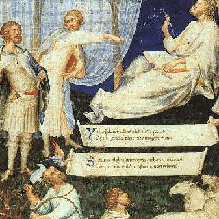베르길리우스의 우화 (코덱스 베르길리우스의 권두화)