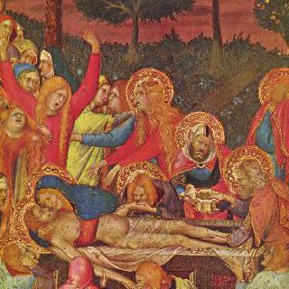 그리스도의 매장