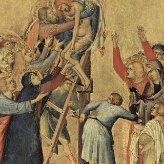 십자가에서 내려지는 그리스도