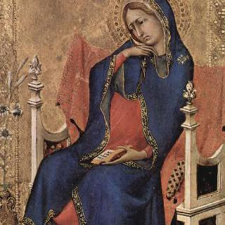 수태고지의 마리아