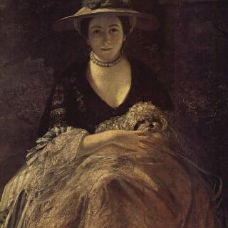 넬리 오브라이언의 초상