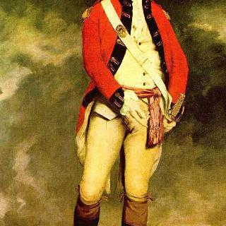 존 헤이스 셀린저 대령의 초상