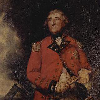 지브롤터 총독 히스필드 경의 초상